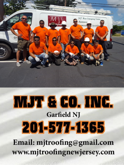 New Jersey Commercial Roofing Contractors https://mjtroofingnewjersey.com MJT ROOFING is a family owned and operated business providing commercial roofing services in Northern NJ. With our 25 years of experience, we can provide long term solutions for your buildings at very competitive prices. commercial roofing contractors, commercial roofers in new jersey, new jersey roofing contractors