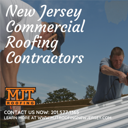 MJT Roofing New Jersey https://mjtroofingnewjersey.com/ MJT ROOFING is a family owned and operated business providing commercial roofing services in Northern NJ. With our 25 years of experience, we can provide long term solutions for your buildings at very competitive prices. MJT Roofing New Jersey, New Jersey commercial roofing contractors