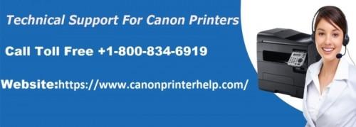canon printer service